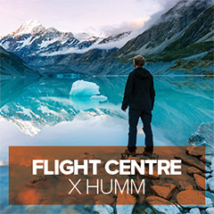 Shop Flight Centre with humm