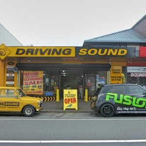 Driving Sound - Humm Store Image_