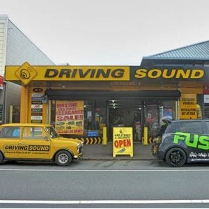 Driving Sound Image | Buy Now Pay Later with humm