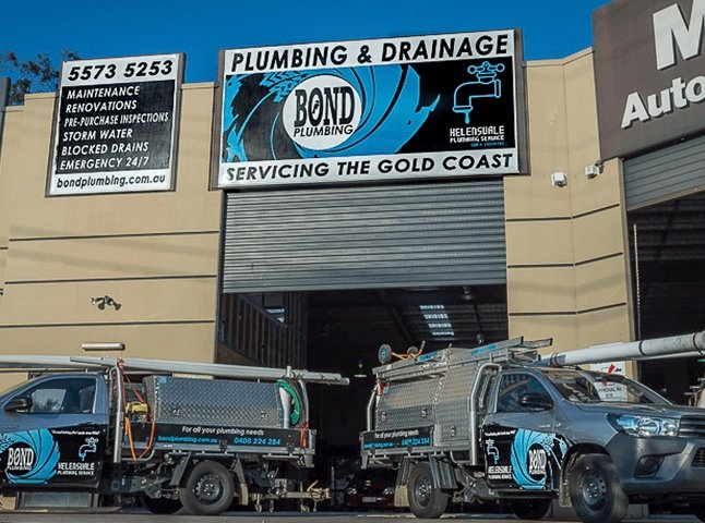 Bond Plumbing QLD Buy Now Pay Later with humm