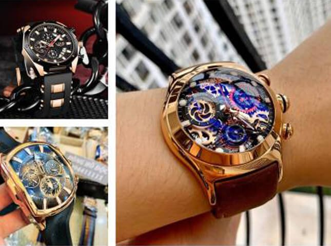 Crafted in Time Watches   Buy Now Pay Later