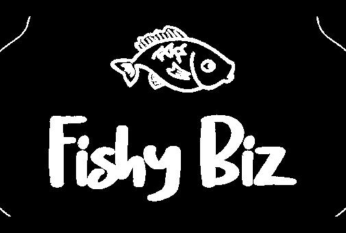 FishyBiz Logo layby