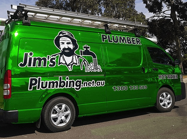 Jim's Plumbing Buy Now Pay Later with humm