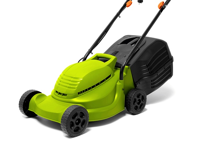 shop mowers