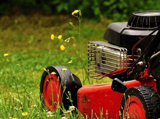 Lawn Mowers Buy Now Pay Later with humm