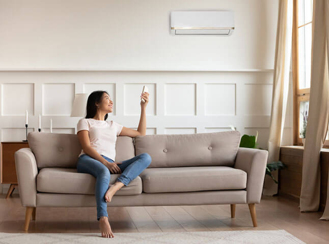 air conditioning heating humm category