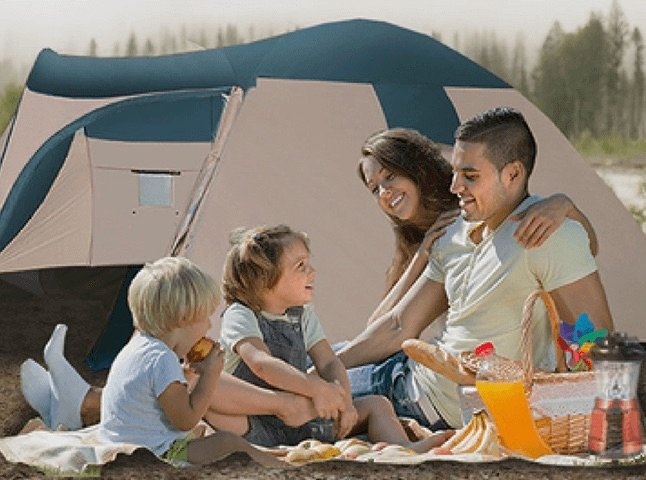 Camping Buy Now Pay Later