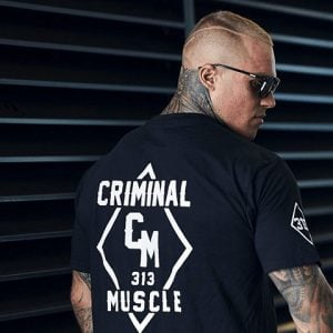 Criminal Muscle Buy Now Pay Later with humm