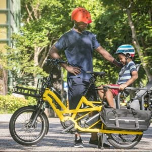 Dutch Cargo Bike Buy Now Pay Later with humm