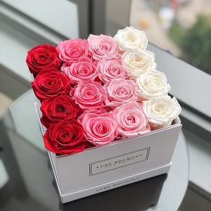 Lux Bouquet Background Image