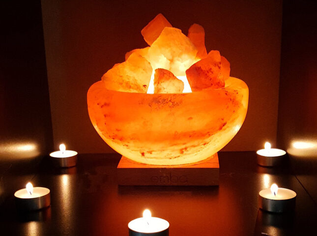Emba Salt Lamps Buy Now Pay Later with humm