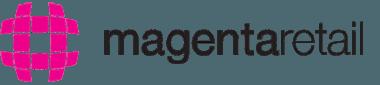 Magenta retail logo