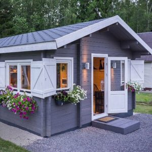 shophumm cabin