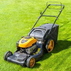 lawn mowers humm category