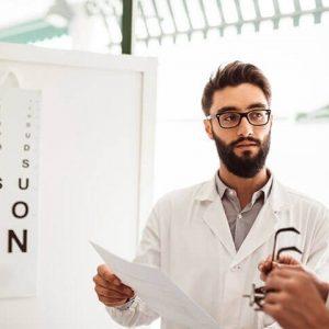 optometrists humm category